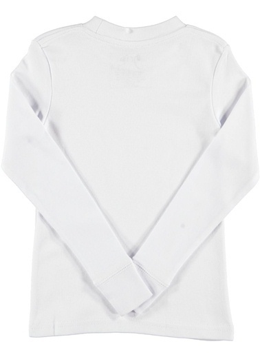 Grip Sweatshirt Beyaz